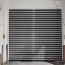 China Factory Wholesale Explosion-proof industrial rolling shutter door