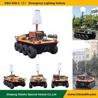 XBH 8x8-2(C) Emergency Lighting Vehicle atv amphibious vehicles all terrains car
