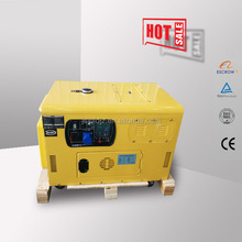 small soundproof diesel generator 8kw 10kva for sale
