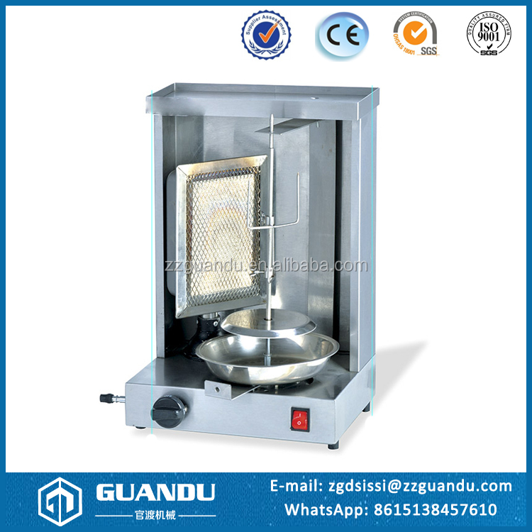 Hot sale chicken beef duck meat processing machine shawarma