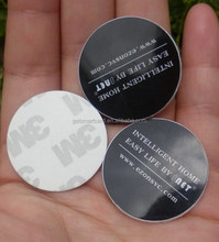 ISO15693 Ti2048 nfc coin tag for Prepayment Device