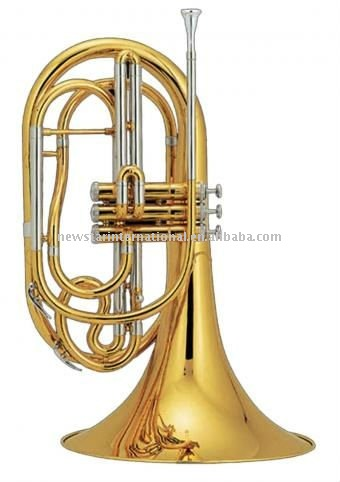 Marching French horn HML-901