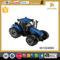 Popular toys inertial farmer car for kids
