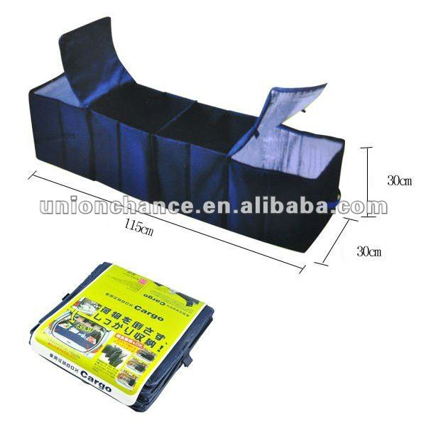 Nonwoven Car Organizer with Cooler