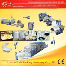 PS Foam Take Away Food Box Making Machine