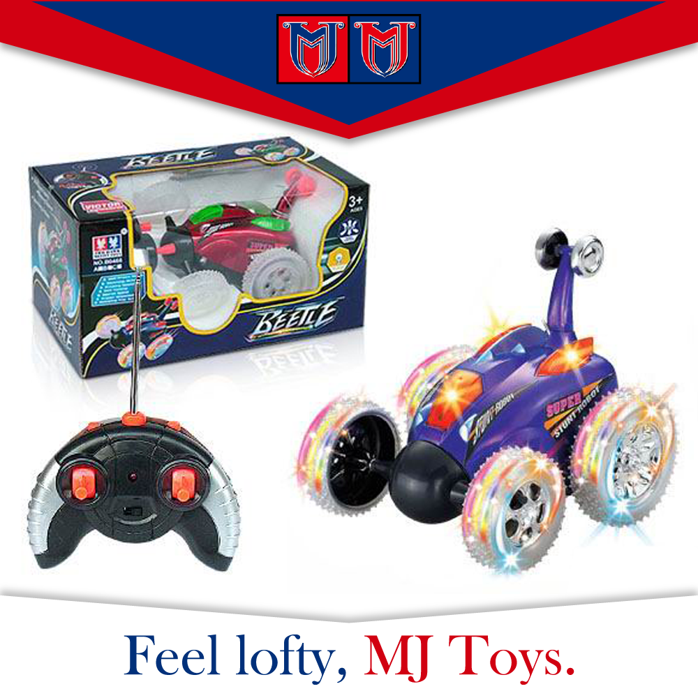 Wholesale 2.4G high speed turbo 360 twister rally remote stunt car