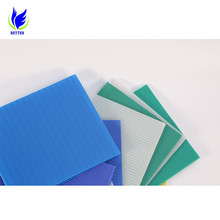 Colorful Wholesale pp plastic fluteboard