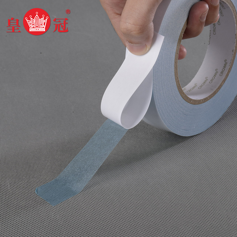 Factory outlets Double Sided Polyester Mesh skin adhesive
