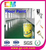 2016 high quality of Polyurethane Floor Coating with best price
