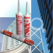Fine quality Silicone Sealant Filled in Tube easily used