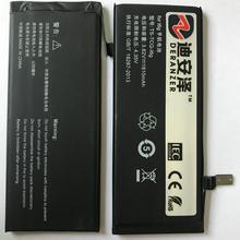 hot selling real capacity 1810mah mobile phone battery for iphone 6g
