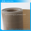 410gsm 0.20mm 60% PTFE low friction fabric