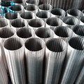 321stainless steel wedge wire screen pipe