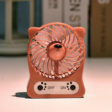 Portable Mini USB Hand-held Cooling Fan Outdoor Travel Electric Fans