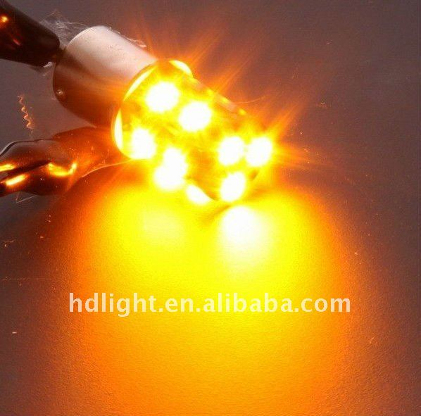 t10 13-SMD 3-Emitter 5050 chips 1156 LED Indicator light bulbs wholesale
