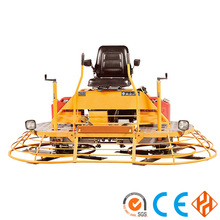 Hot sale Ride-on diesel concrete power trowel machine,mini power trowel price for sale