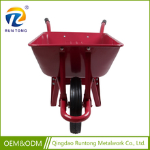 Wholesale Promotional Item Moving Metal Functions of Farm Tools Wheelbarrow