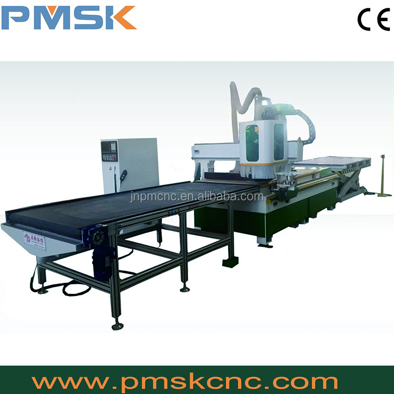 atc wood cnc price mq442a combined woodworking machine wood furniture production line