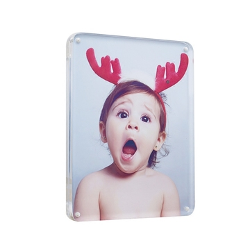 High quality acrylic baby photo frame for wholesale