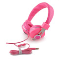 Stereo headphone with mic for iphone, Colorful high quality and cheap price factory headphone