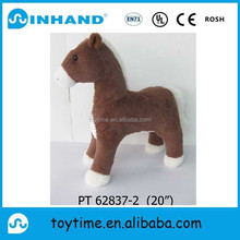 eco friendly hot sale plush kangaroo animal toy/ donkey stuffed toys promotional gift