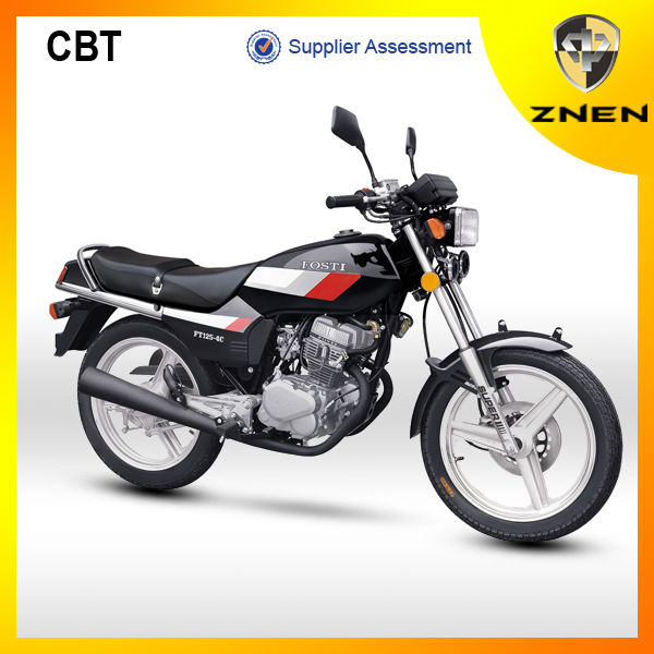 ZNEN-MOTOR 2017 New Model125CC/150CC Street Motorcycles In China