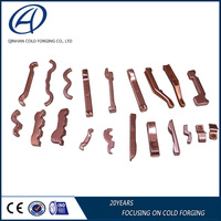 Metal stamping / stamping parts / stamping electric copper contact for circuit breaker