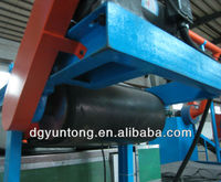best selling automatic used tire recycling machiney (LCX Magnet separator)