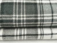 cr 55cotton 45viscose check yarn dyed fabric for shirt