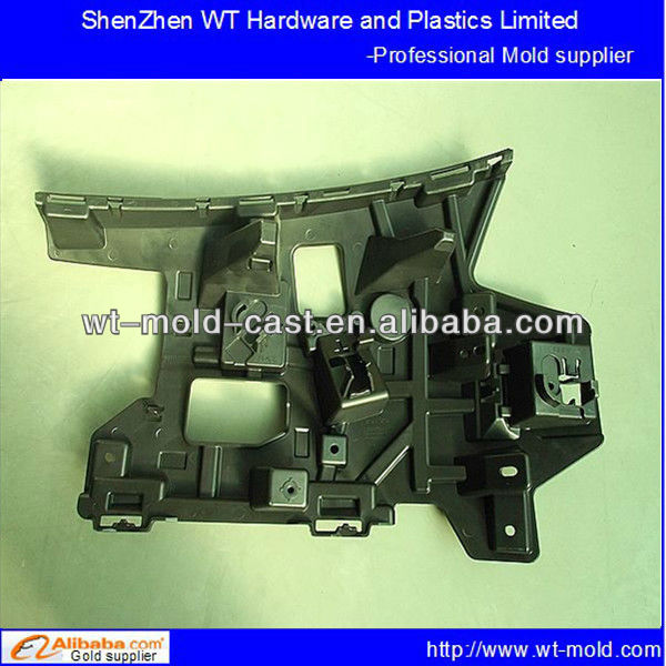 custom high quality plastic injection car auto accessories mold