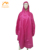 High quality waterproof reusable rain poncho