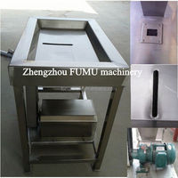2015 stainless steel high quality Chicken and duck Gizzard Skin Peeling Machine