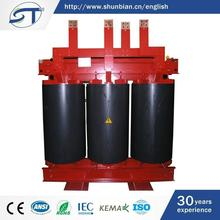 Most Popular Three Phase Electrical Equipment 1000Kva 20Kv Dry Type Transformer