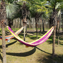 Manufacturer Supply High Quality floating single hammock swing bed