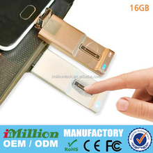 fingerprint usb,finger scaning flash drive,finger touch pen drive 16GB
