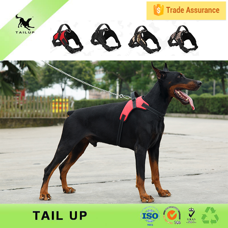 TAILUP Wholesale pet item Oxford Fabric Dog Harness Clothing