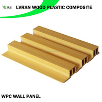 Wood Plastic Composite decorative bathroom wall panels
