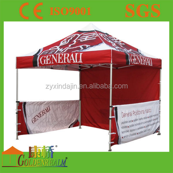 Advertising Portable Folding Outdoor Exhibition gazebo