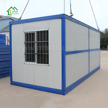 Economical outdoor portable prefab one bedroom house