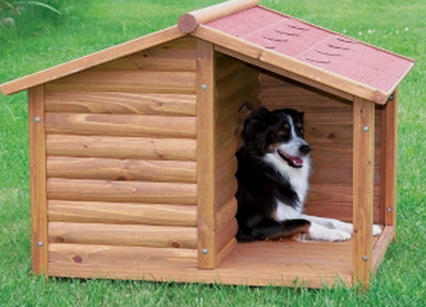 New Outdoor Wooden Pet Dog House