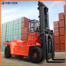Heavy type 10 ton forklift/ 15 ton forklift with electric engine
