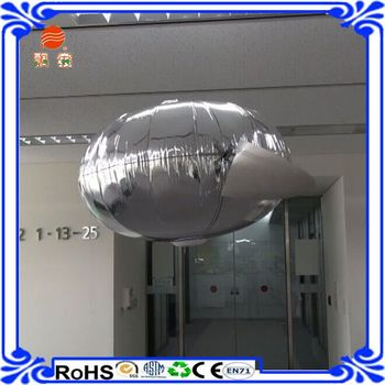 2016 hot sale new helium flying foil balloon color customized wholesale in China