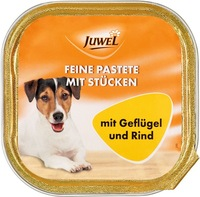 Juwel dog paste - Poultry and Beef