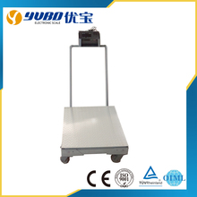 BH series moveable electronic weighing platform scale with frame