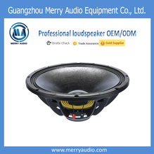 15 inch pro audio long throw real sound dj equipment concert bass sub woofer for empty line aray sound system harga price oem 15