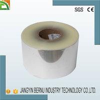 2-8% shrink cigarette packing used bopp cellophane film