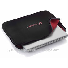 Fashion neoprene laptop sleeves with zipper for Ipad/laptop bag/laptop cases for tablet PC
