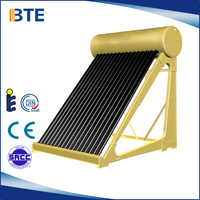 Best Selling 120L High efficient and convenient sun hot solar water Heater system for home