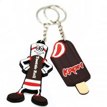 Promotional Gift Tourist Souvenirs Promotional Cheap Custom Soft PVC Keychain