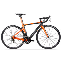700C Super light T900 complete carbon road bike 22 speed 105 groupset 46cm 48cm 50cm